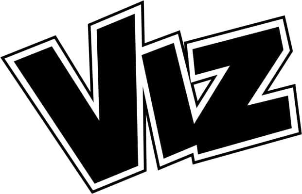 Viz Comic Logo